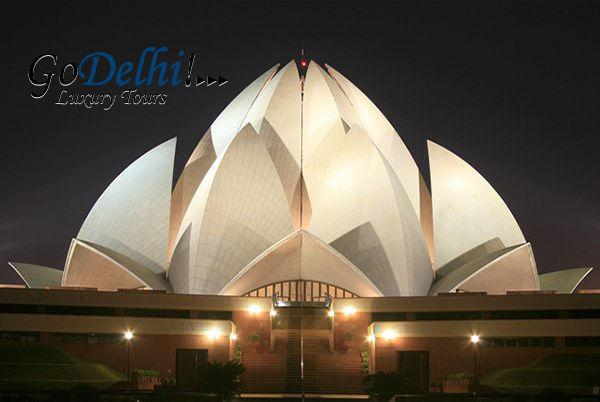Go Delhi! Luxury tours